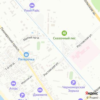 Почта с индексом 353456 на Яндекс.Картах