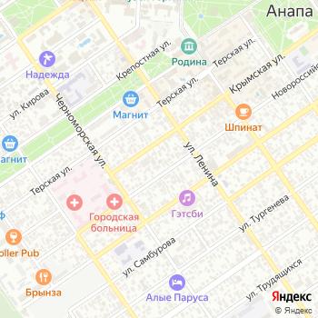 Дуэт на Яндекс.Картах