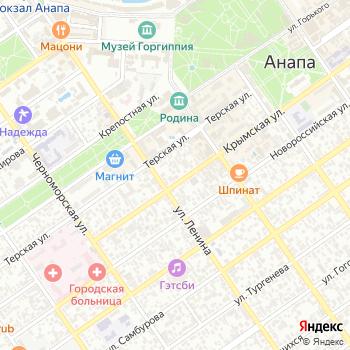 Банк Возрождение на Яндекс.Картах