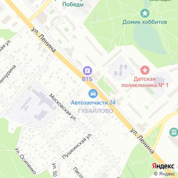 Степан Разин на Яндекс.Картах