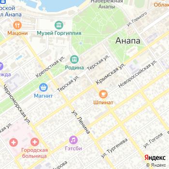 Zebra на Яндекс.Картах