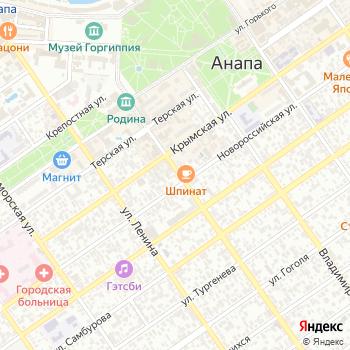 Мечта на Яндекс.Картах