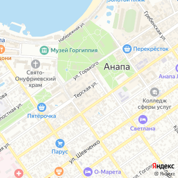 MTV на Яндекс.Картах