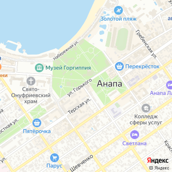 Византия на Яндекс.Картах