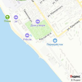 Ореховая роща на Яндекс.Картах