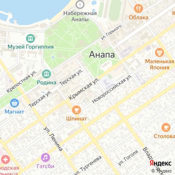 Тайны медной горы на Яндекс.Картах