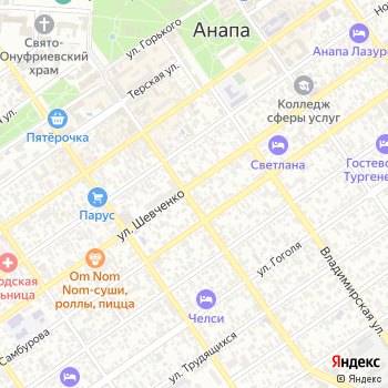 Чистый дом на Яндекс.Картах