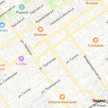 Барс на Яндекс.Картах