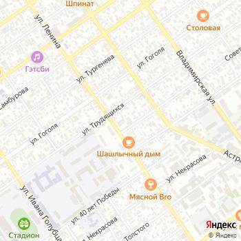 Адвокатский кабинет Магульяна А.А. на Яндекс.Картах