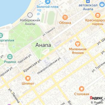 Канцлер на Яндекс.Картах