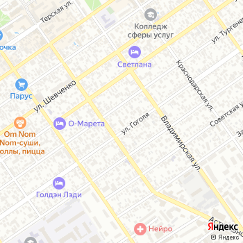Оздоровительно-реабилитационный центр на Яндекс.Картах