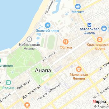 Белый квадрат на Яндекс.Картах