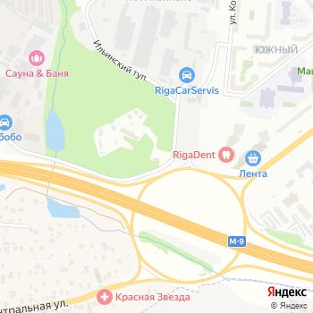 АЗС АкваПикет на Яндекс.Картах