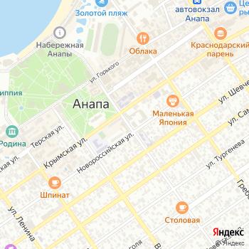 Управление торговли и потребительского рынка на Яндекс.Картах