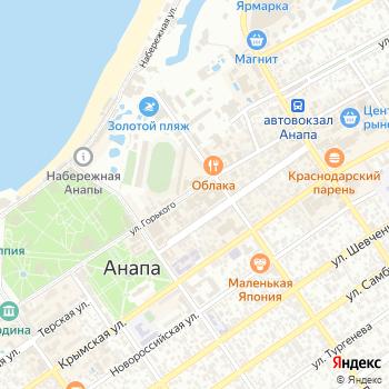 МИНАМИ на Яндекс.Картах
