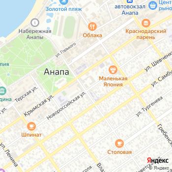 Почта с индексом 353440 на Яндекс.Картах