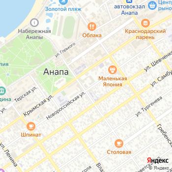Отделение Управления специальной связи по Краснодарскому краю на Яндекс.Картах