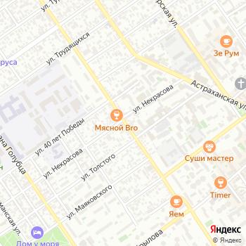 Пилот на Яндекс.Картах