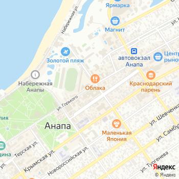 Сундучок на Яндекс.Картах