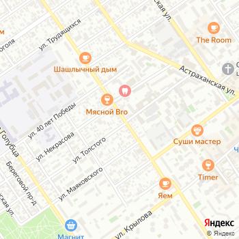 Прораб на Яндекс.Картах