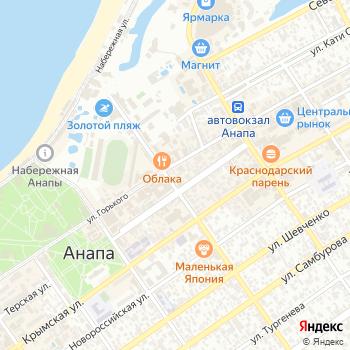 Богема на Яндекс.Картах