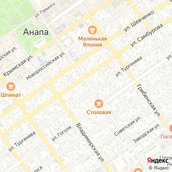 Теплодар на Яндекс.Картах