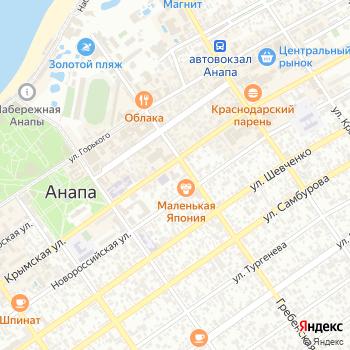 Военный комиссариат г. Анапа на Яндекс.Картах