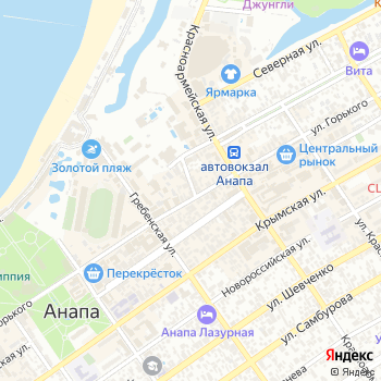 Хит & Хаос на Яндекс.Картах