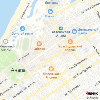 Вдохновение на Яндекс.Картах