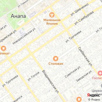 Почта с индексом 353447 на Яндекс.Картах