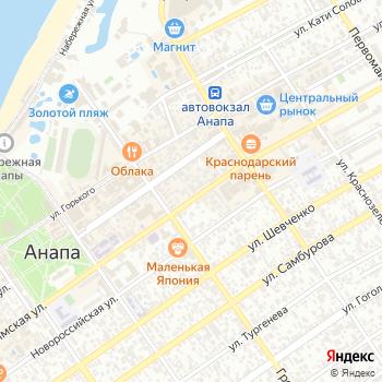 Библиотека им. А.С. Пушкина на Яндекс.Картах