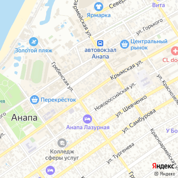 Единая Россия на Яндекс.Картах