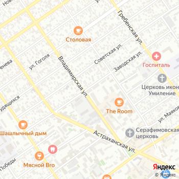 Интер на Яндекс.Картах