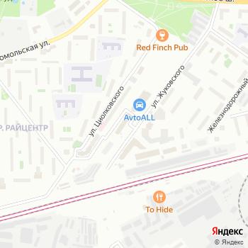 ЛОГУС на Яндекс.Картах