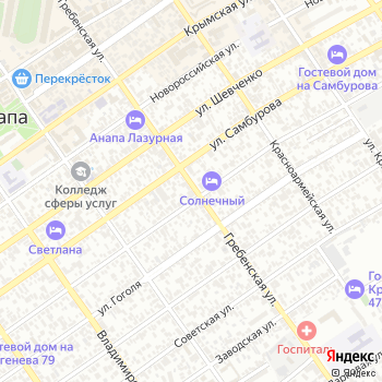 Зов Кубани на Яндекс.Картах