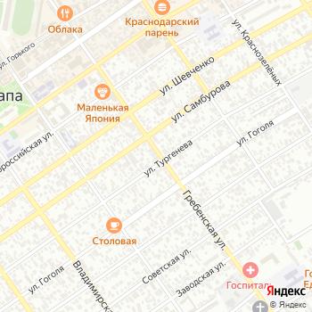 Сервис Юг ККМ на Яндекс.Картах