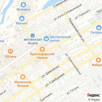 Банк Первомайский на Яндекс.Картах