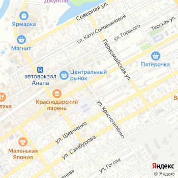 Солист на Яндекс.Картах