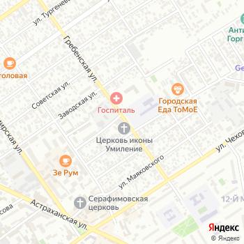 Аврора на Яндекс.Картах