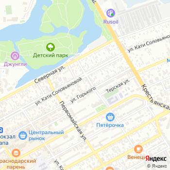 Genesis на Яндекс.Картах