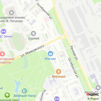 Сплит-Центр на Яндекс.Картах