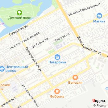 Азалия на Яндекс.Картах