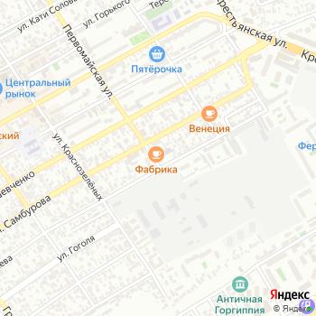 РГСУ на Яндекс.Картах