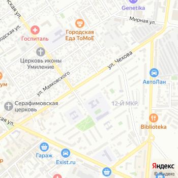 Анапагоргаз на Яндекс.Картах