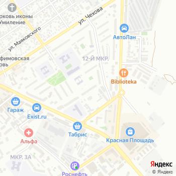 Лифт на Яндекс.Картах