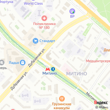 Почта с индексом 125627 на Яндекс.Картах