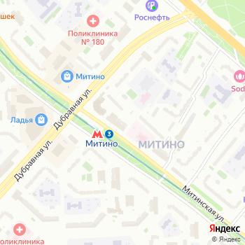Пчёлкин Дом-Тенториум на Яндекс.Картах