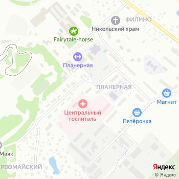 Флор Сервис Раша на Яндекс.Картах