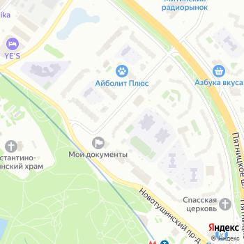 Аква-Терм на Яндекс.Картах