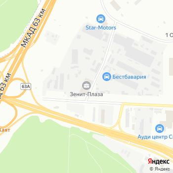 Sermac на Яндекс.Картах